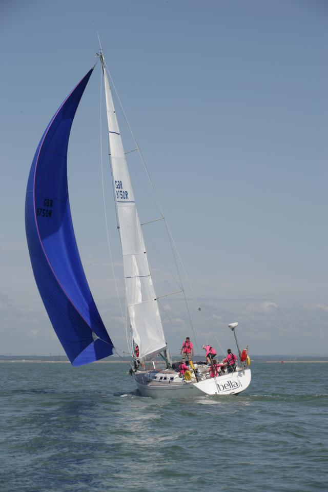 A beginner's guide to sailing
