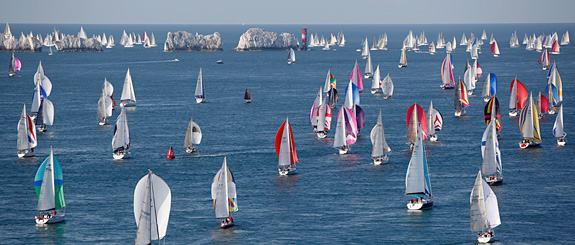 International Freight Forwarders Bellville Rodair Sponsor Bella for 2013 Round the Island Race